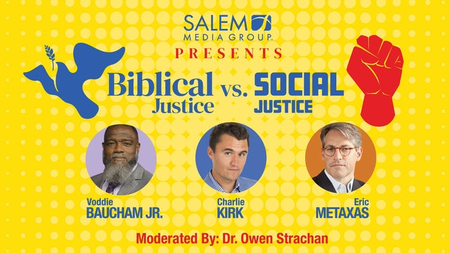 Biblical Justice Vs. Social Justice