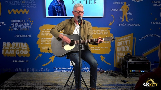 Matt Maher - Alive and Breathing