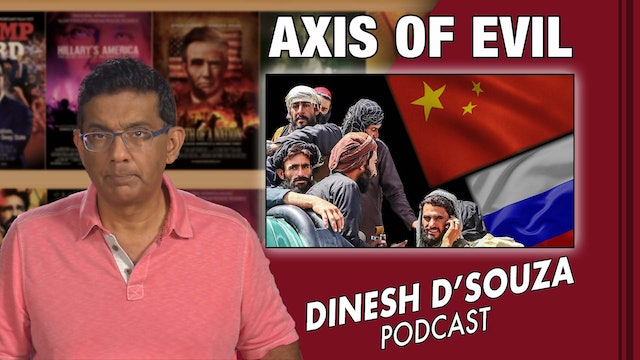 9/8/21 - AXIS OF EVIL - Ep. 170