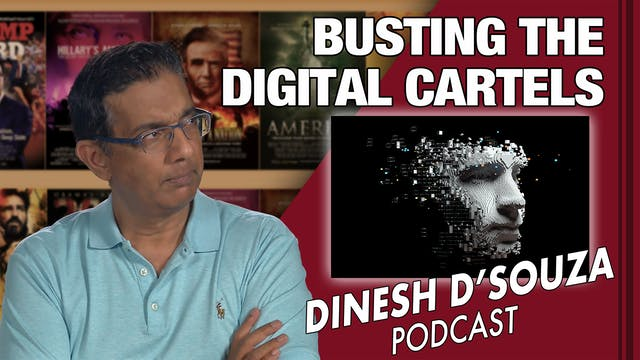 4/27/21 - BUSTING THE DIGITAL CARTELS...