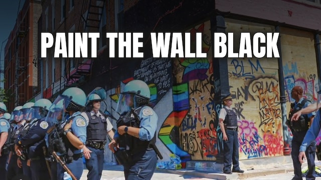 Paint The Wall Black