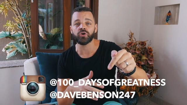Setting Goals Strategies - 100 Days Of Greatness