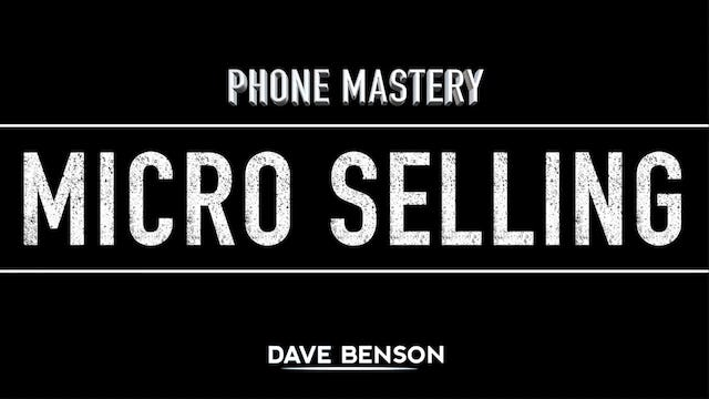 Phone Mastery - Microselling