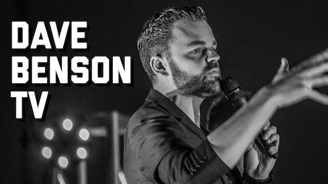 Dave Benson TV