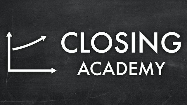 Closing Academy