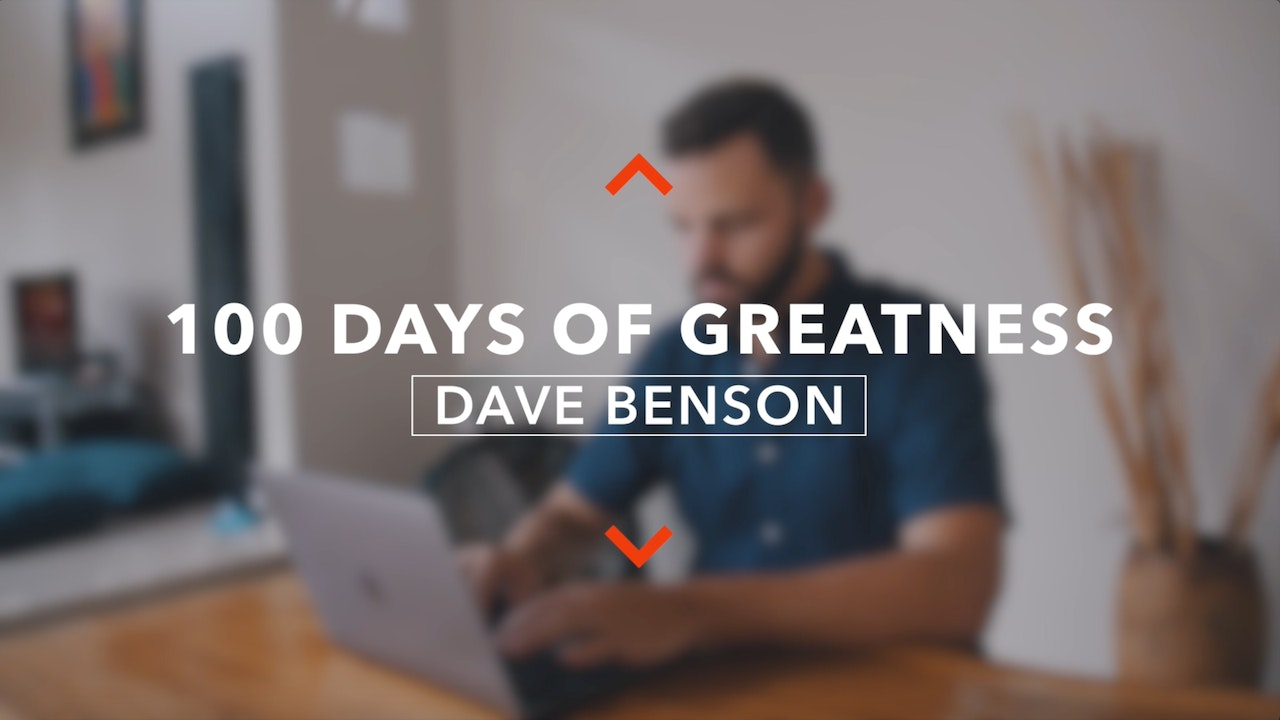 100 Days Of Greatness