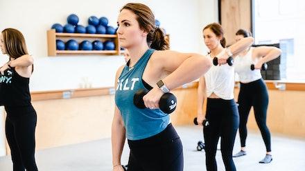 SALT Fitness Video