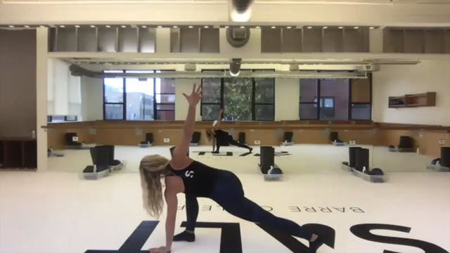 BARRE 45 with Tami 9 23