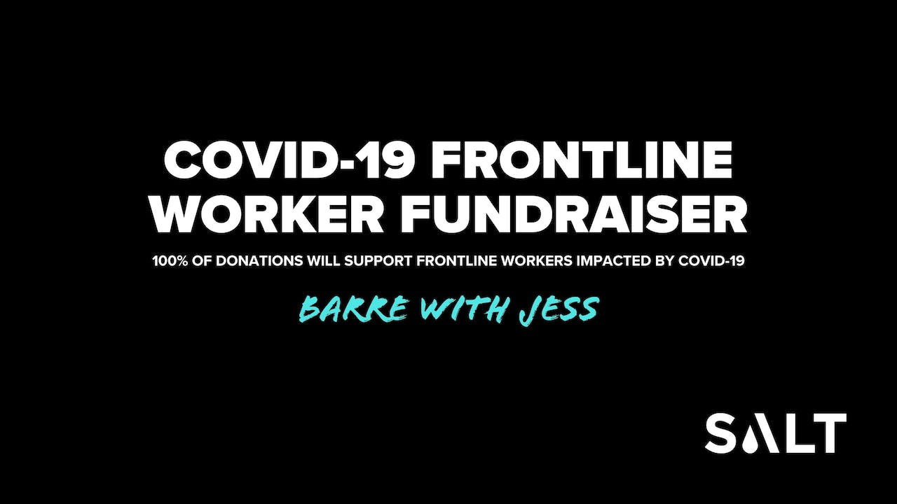 COVID-19 FRONTLINE WORKER FUNDRAISER