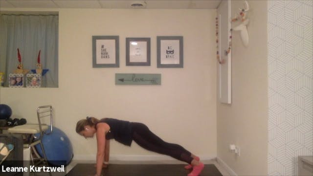 ZOOM Barre 45 with Jenny 7 14