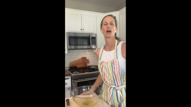 Weekly Meal Prep Tips with Liz Otto @goodleanfun