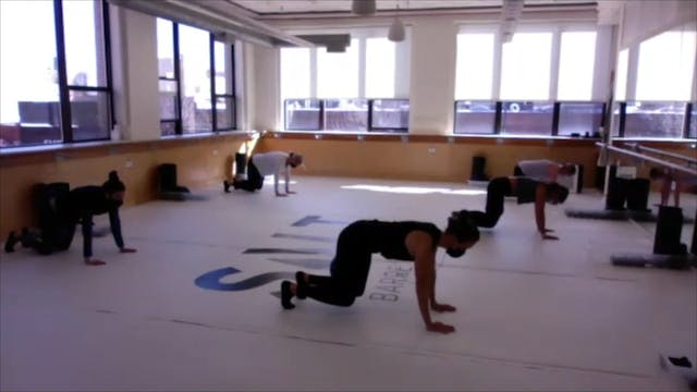 2.25 Barre 45 with Shaw