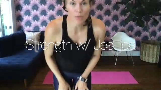 Zoom Strength 45 with Jessica
