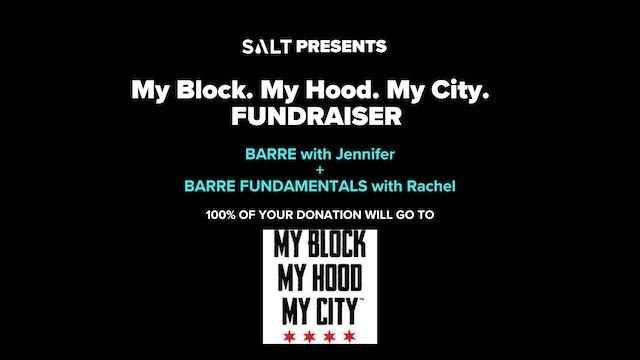 My Block. My Hood. My City. Donation