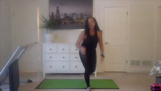 2.2 Barre 45 with Lisa
