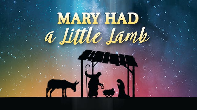 Mary Had a Little Lamb Video Full