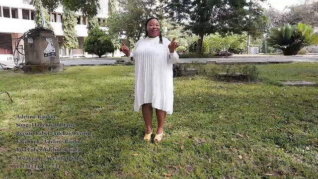 Adeline Baidoo - Hallelujah Praise (official video) Dir by Afrikaba Ronnie