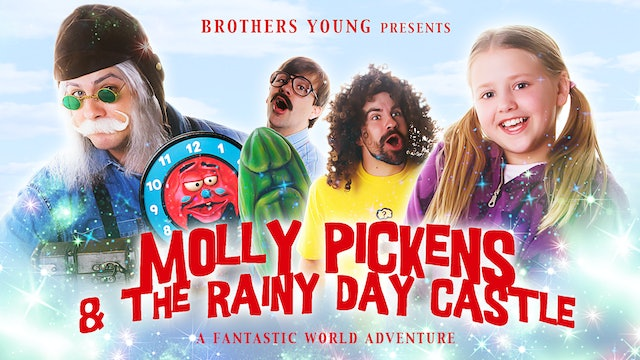 Molly Pickens And The Rainy Day Castle