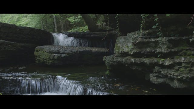 Private Water Fall with Music