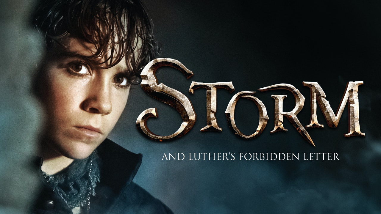 Storm & Luther's:Forbidden Letter