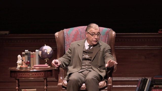 CS Lewis On Stage: The Most Reluctant Convert