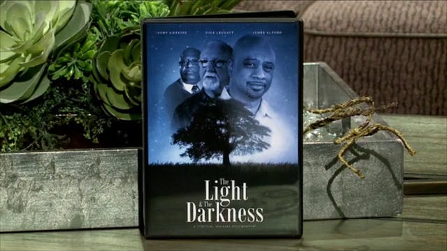 Interview for the Film The Light & The Darkness