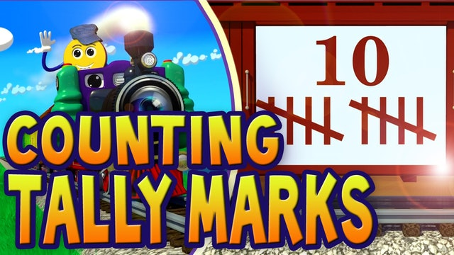 Ep.13-Counting Tally Marks-PicTrain