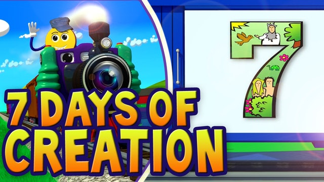 Ep.09-Days of Creation-PicTrain