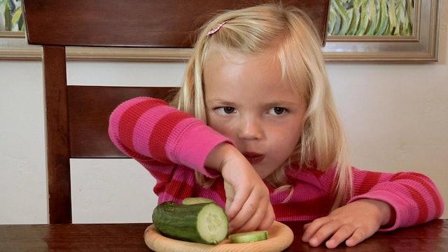 Copy-Kids Cucumber