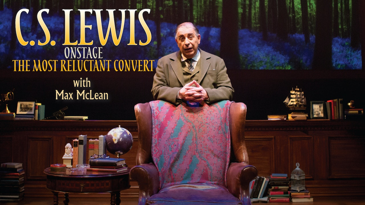 C.S. Lewis on Stage: The Most Reluctant Convert