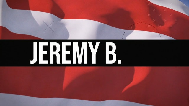 Jeremy  Brown - FOF S2 Episode3