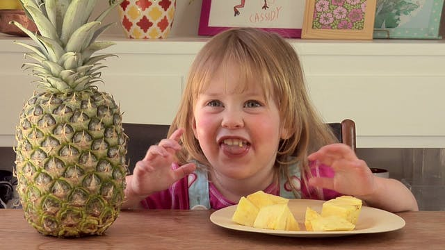 Copy-Kids 2 Pineapple