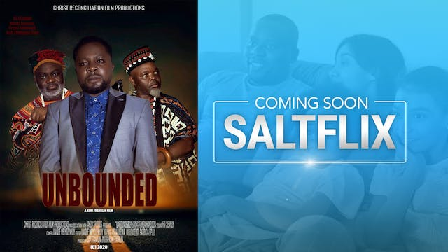 Unbounded  - Premieres September 27th