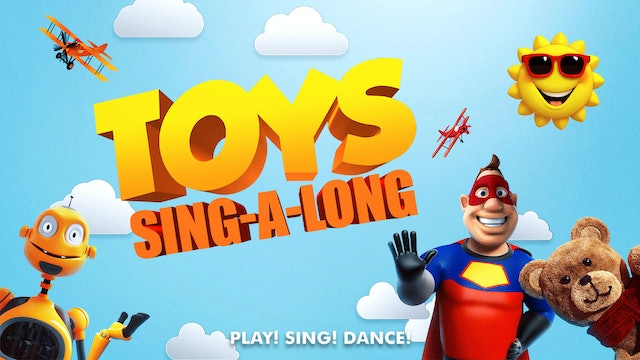 Toys Sing And Dance Along