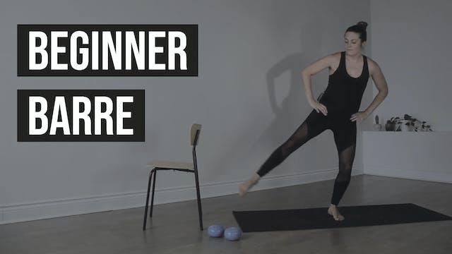 Beginner Barre with Tara