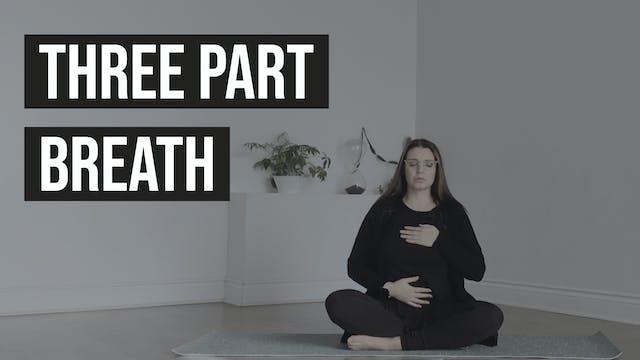 Three Part Breath