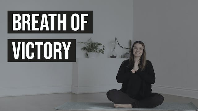 Breath of Victory