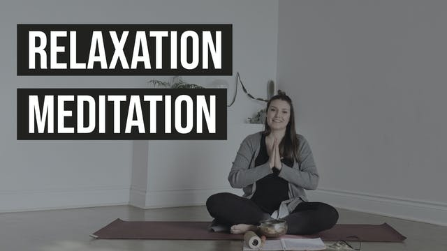 Relaxation Meditation with Mackenzie