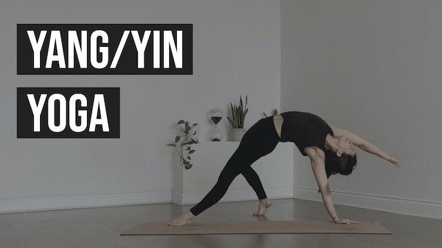 Yang/Yin with Kayla