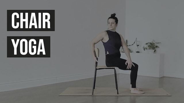 Chair Yoga with Tara
