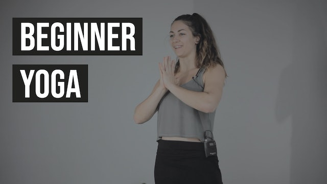 Beginner Yoga with Kayla
