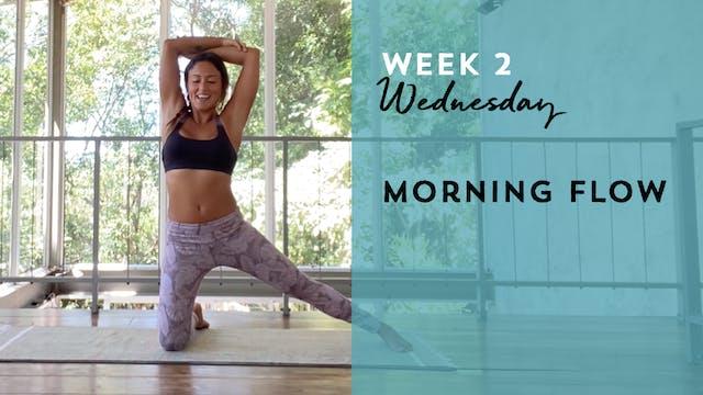 W2: Wednesday - Morning Flow