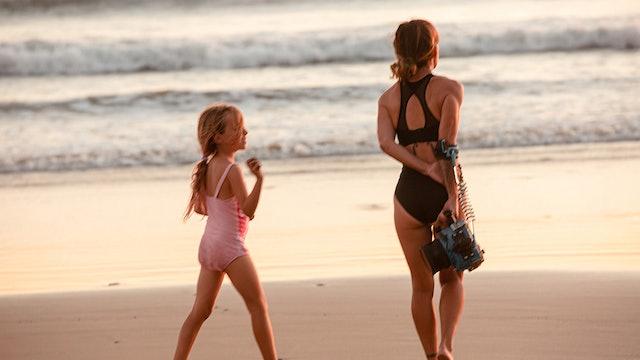 Interview: Balancing creativity, career and single motherhood with Samantha Hunt