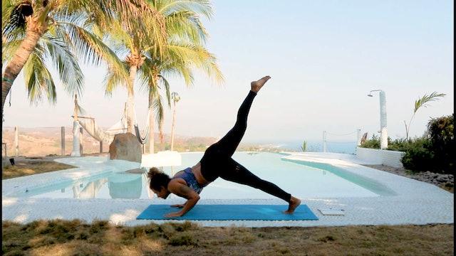 Tuesday - Energizing Yoga