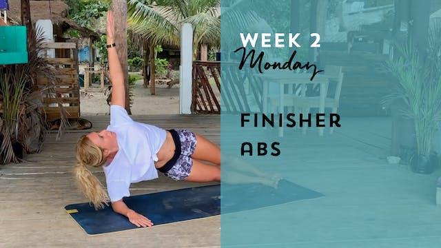 W2: Monday - Finisher