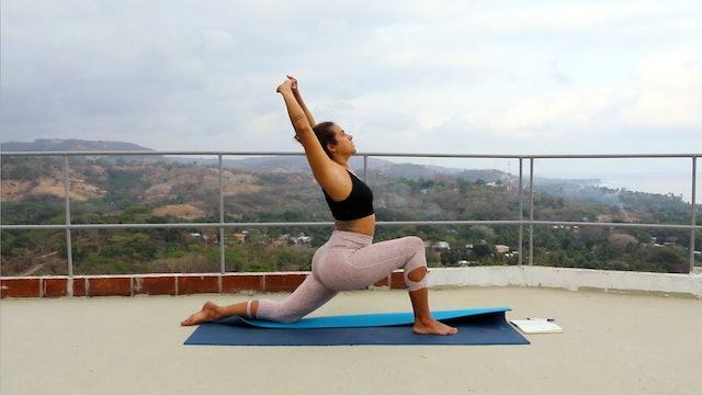 Friday - Grounding Yoga