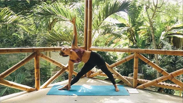 Thursday - Uplifting Practice