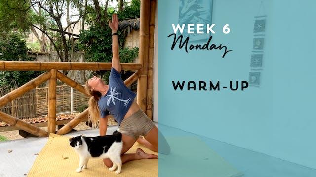 W6: Monday - Warm-up