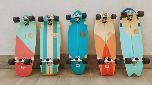 1- How to Choose your Surfskate