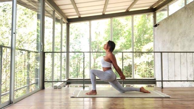6- Transition Yoga Flow